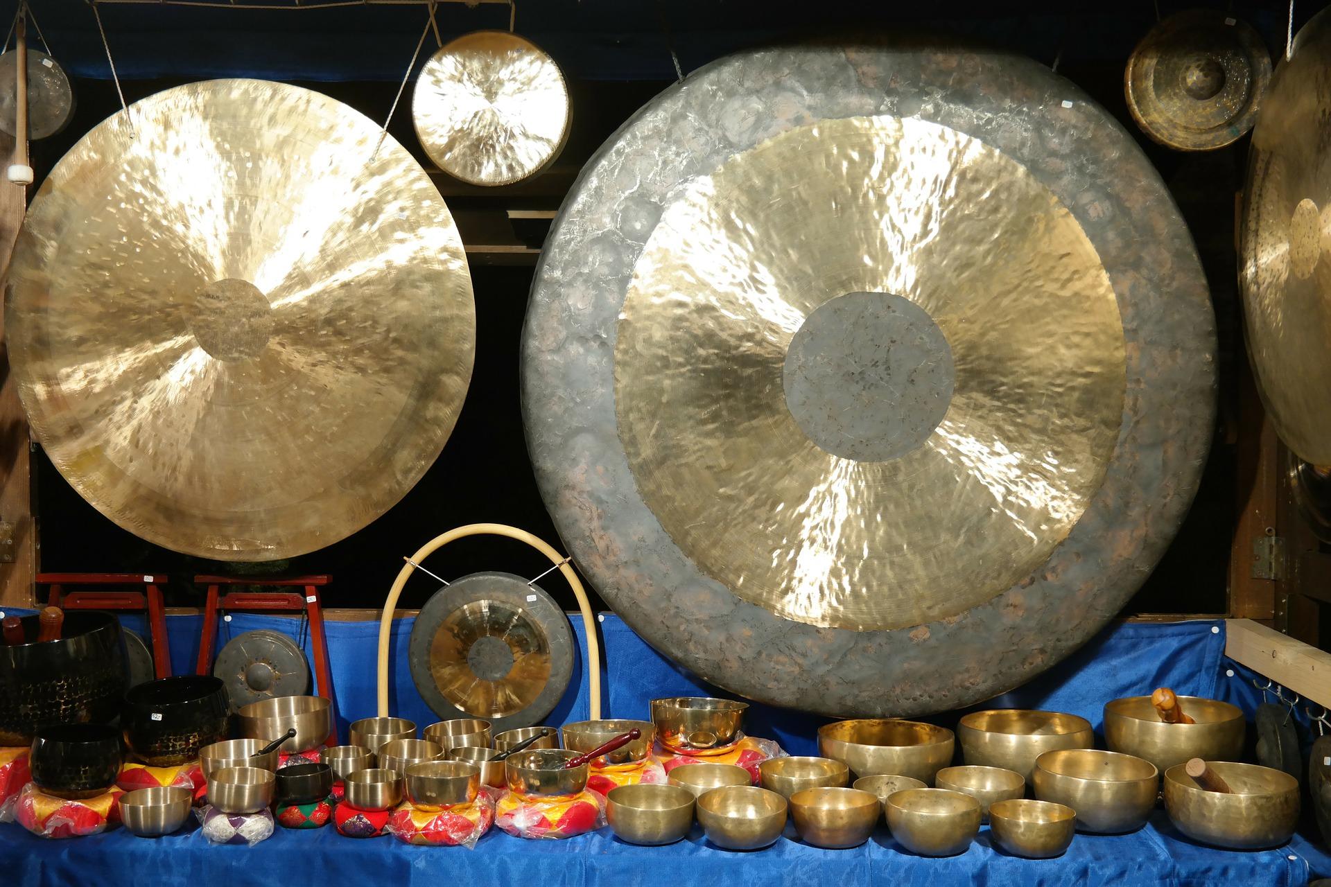 gong tibetani