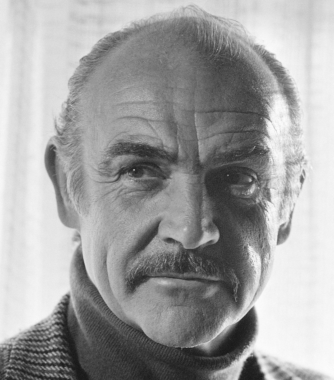 attore Sean Connery